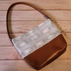 Modern Shoulder Bag by Stitched Chic