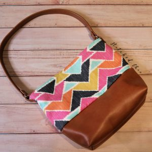 Canvas Bag by Stitched Chic
